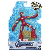 Marvel Bosszúállók Bend & Flex játék figura - Vasember (15 cm)