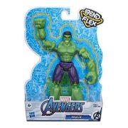Marvel Bosszúállók Bend & Flex játék figura - Hulk (15 cm)