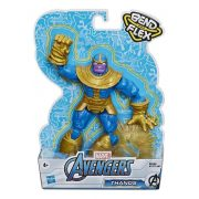 Avengers Bend & Flex figura - Thanos (15 cm)