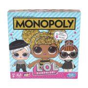 Monopoly LOL Surprise társasjáték (angol nyelvű)