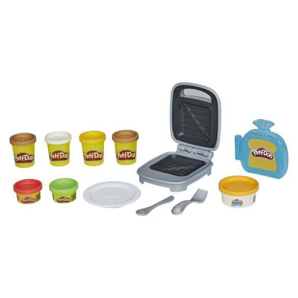Play-Doh Szendvicssütõ gyurmakészlet