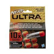 Nerf Ultra szivacslövedék utántöltő csomag (10 db-os)