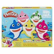 Play-Doh Baby Shark - Bébi cápa gyurma szett