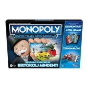 Monopoly Super Ultimate Banking - Szuper Teljes körű bankolás