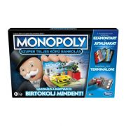 Monopoly Super Ultimate Banking - Szuper Teljes körû bankolás