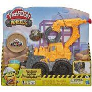 Play-Doh Wheels homlokrakodó