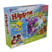 Hungry Hippos Éhes vízilovak társasjáték