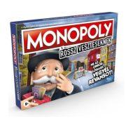 Monopoly A rossz veszteseknek társasjáték