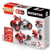 Engino Inventor Motorok 4 az 1-ben építőjáték