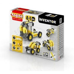 Engino Inventor munkagépek 4 az 1-ben