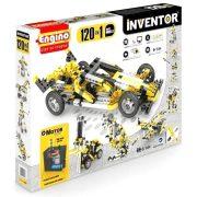 Engino Inventor Motorizált modellek 120 az 1-ben építőjáték