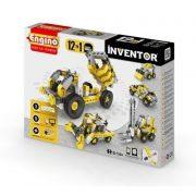 Engino Inventor munkagépek 12 az 1-ben