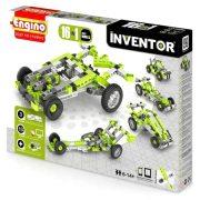 Engino Inventor  Autók 16 az 1-ben építőjáték