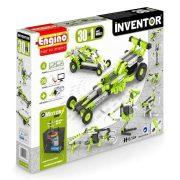 Engino Inventor Motorizált modellek 30 az 1-ben építőjáték