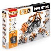 Engino Inventor Motorizált modellek 50 az 1-ben építőjáték
