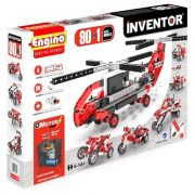Engino Inventor Motorizált modellek 90 az 1-ben építőjáték