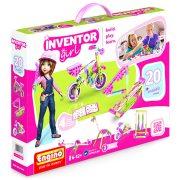 Engino Inventor Girl Lányos modellek 20 az 1-ben építőjáték