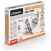 Engino Discovering Stem Mechanics építőjáték - Hajtókarok