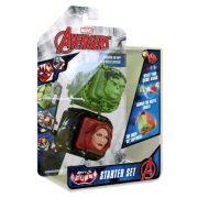 Marvel Kocka csata Starter Set - Hulk Fekete özvegy ellen (2 db-os)