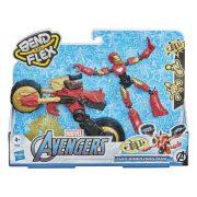 Avengers Bend & Flex Hajlékony jármû - Vasember