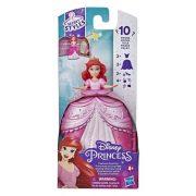 Disney Princess Fashion Surprise öltöztethető mini baba - Ariel