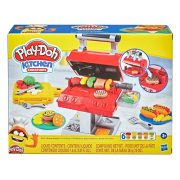 Play-Doh Kitchen Creations BBQ Grill Party gyurmakészlet