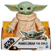 Star Wars: The Mandalorian - Baby Yoda figura (16 cm)