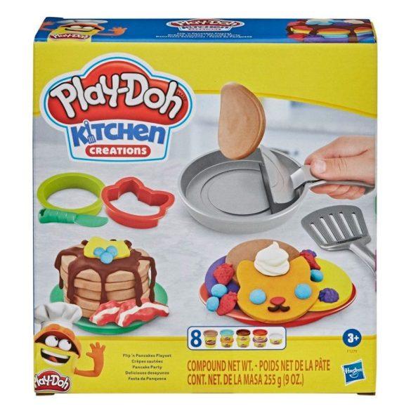 Play-Doh Kitchen Creations Palacsinta party gyurmakészlet
