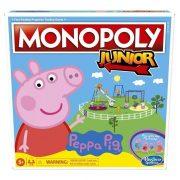 Monopoly Junior - Peppa malac társasjáték