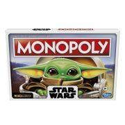 Monopoly Star Wars Junior - Baby Yoda társasjáték