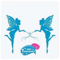 Bogyó és Babóca matricagyűjtő album 1 levél ajándék matricával