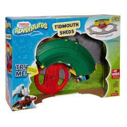 Fisher-Price Thomas Adventure Deluxe - Tidmouth kocsiszín