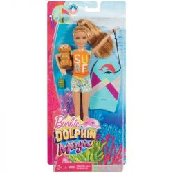 Barbie Delfinvarázs - Szörfös Barbie kutyussal