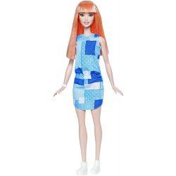 Barbie Fashionistas barátnők stílusos divatbabák 60. - PATCHWORK DENIM