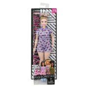 Barbie Fashionistas Lavendar Kiss molett baba (75)