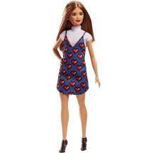 Barbie Fashionistas barátnők stílusos divatbabák 81. - WEAR YOUR HEART
