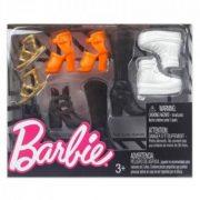 Barbie cipõ készlet - Alkalmi (5 db)