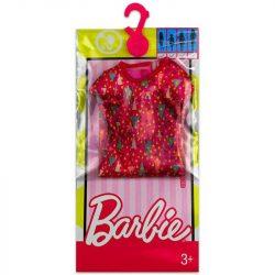 Barbie ruhák: Háromszög mintás ruha
