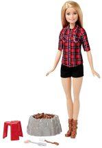 Barbie - Barbie a tábortűz mellett