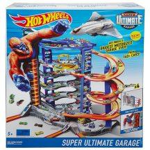 Hot Wheels Super Ultimate Garázs