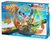 Hot Wheels Roto Revolution pályaszett