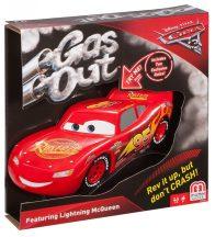 Verdák 3 - Villám McQueen Gas Out társasjáték