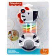 Fisher-Price Zebrás csörgő