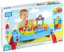 Fisher-Price Mega Bloks Építs és tanulj! 30 db-os játékszett Fiúknak