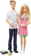 Barbie és Ken babaszett