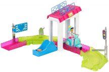 Barbie on the Go - Posta központ játékszett