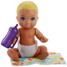 Barbie Skipper Babysitters kisbaba - Szőke hajú