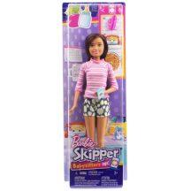 Barbie Skipper Babysitters: Barna hajú Barbie pizzával