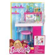 Barbie - Kísérleti labor játékszett