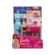 Barbie - Varró stúdió játékszett